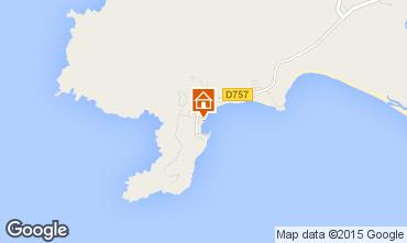 Mapa Porto Pollo Apartamentos 7881