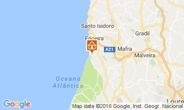 Mapa Ericeira Apartamentos 106243