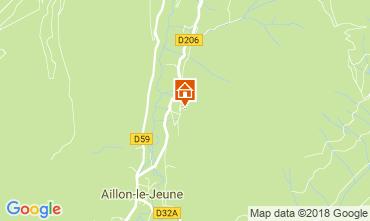 Mapa  Casa de turismo rural/Casa de campo 115914