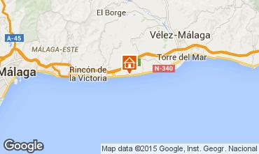 Mapa Málaga Apartamentos 82679