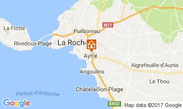 Mapa La Rochelle Casa 110848