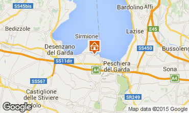Mapa Sirmione Apartamentos 66203