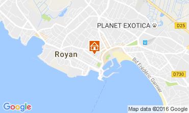 Mapa Royan Casa 82602