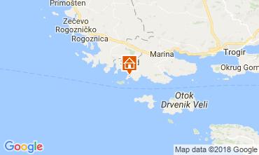 Mapa Trogir Casa 114372