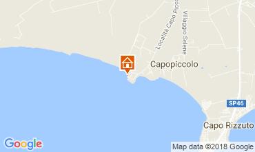 Mapa Isola di Capo Rizzuto Apartamentos 115157