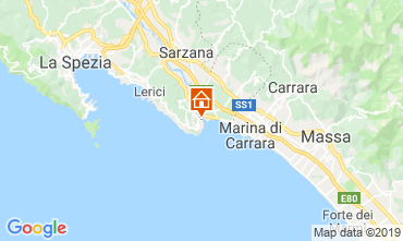 Mapa Lerici Apartamentos 47306