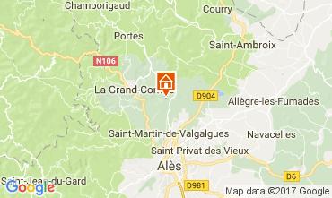 Mapa Alès Vivenda 112619