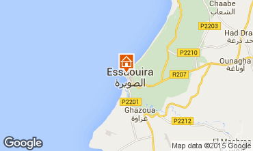 Mapa Essaouira Casa 91222
