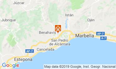Mapa Marbelha Vivenda 118980
