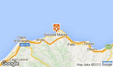 Mapa Gioiosa Marea Apartamentos 64318