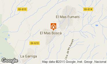 Mapa Rosas Vivenda 83020