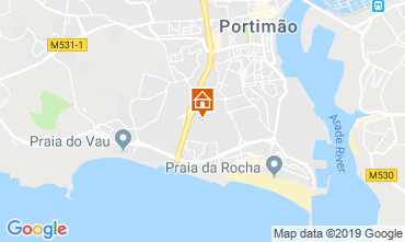 Mapa Portimão Apartamentos 90279