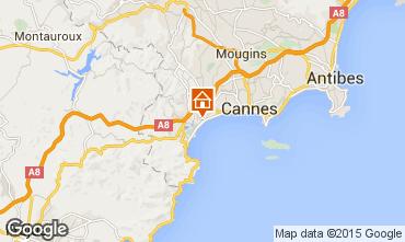 Mapa Cannes Apartamentos 102260