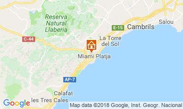 Mapa Miami Playa Vivenda 116439