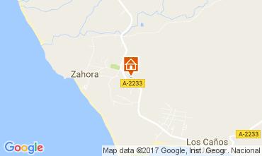 Mapa Barbate Vivenda 104021