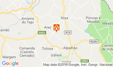 Mapa Nisa Vivenda 98487