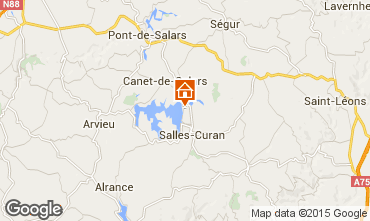 Mapa Millau Casa 51646
