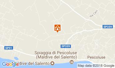Mapa Pescoluse Vivenda 114253