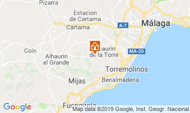 Mapa Málaga Vivenda 118579