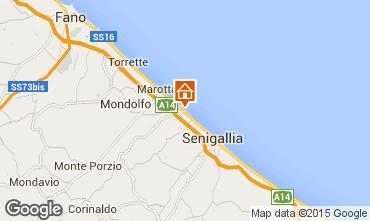 Mapa Senigallia Estúdio 77936
