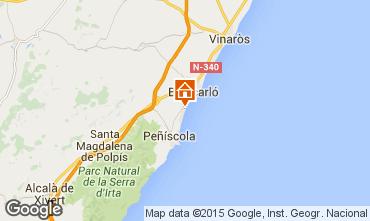 Mapa Penhíscola Estúdio 54461