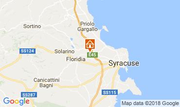 Mapa Siracusa Vivenda 115795