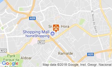 Mapa Porto Apartamentos 115948