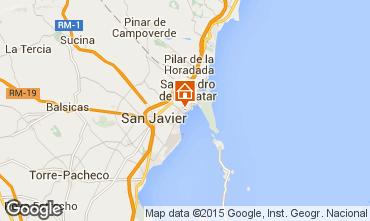 Mapa Torrevieja Apartamentos 95302