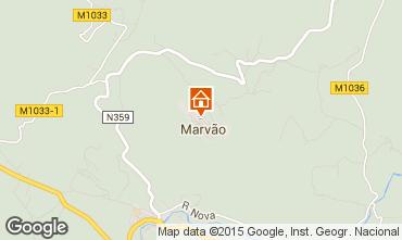 Mapa Marvão Casa de turismo rural/Casa de campo 58463