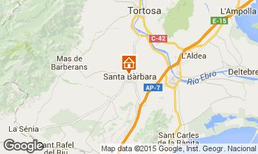 Mapa San Carlos de la Rápita Casa 69099