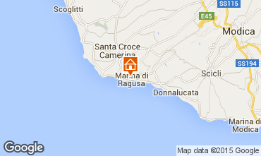 Mapa Marina di Ragusa Apartamentos 92332