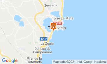 Mapa Torrevieja Estúdio 78589