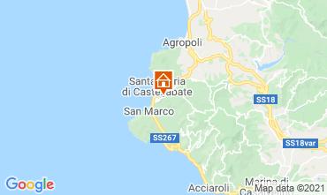 Mapa Castellabate Apartamentos 48956