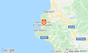 Mapa Santa Maria di Castellabate Apartamentos 48956