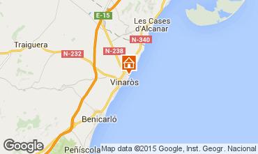 Mapa Vinaròs Vivenda 29753