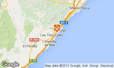 Mapa Tarragona Vivenda 98920