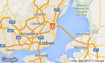 Mapa Lisboa Apartamentos 80032