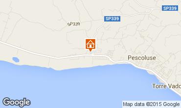 Mapa Pescoluse Vivenda 94448