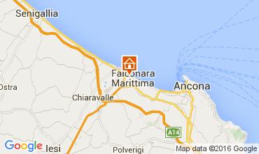 Mapa Falconara Marittima Apartamentos 105018