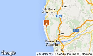 Mapa Viana do Castelo Casa 11637