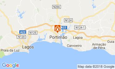 Mapa Portimão Apartamentos 57275