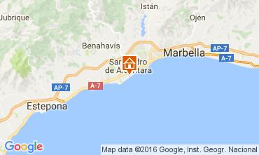 Mapa Marbelha Vivenda 11384