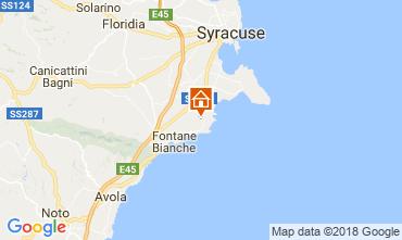Mapa Siracusa Vivenda 114926