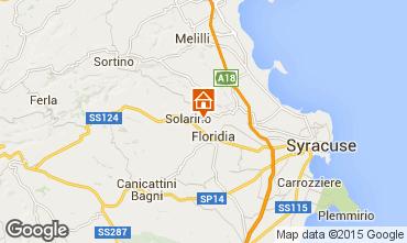 Mapa Siracusa Vivenda 74929