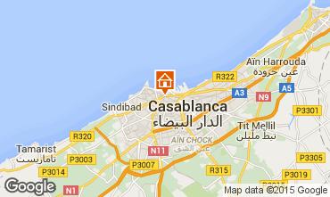 Mapa Casablanca Apartamentos 69947