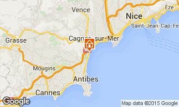 Mapa Villeneuve-Loubet Estúdio 88589