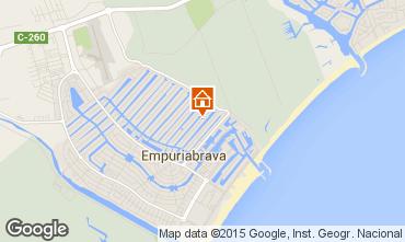 Mapa Empuriabrava Vivenda 68826