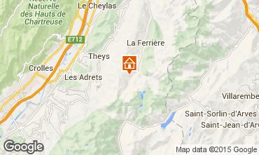 Mapa Les Sept Laux Estúdio 89817
