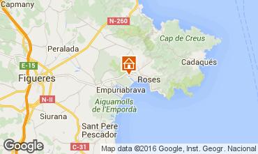 Mapa Rosas Vivenda 96439