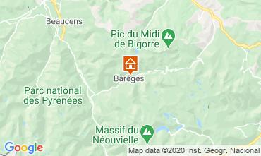 Mapa Barèges Apartamentos 74238